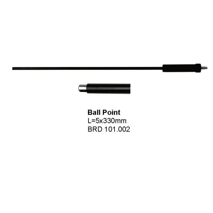 لابروسكوب منظار جراحى Ball Point 5×330 mm