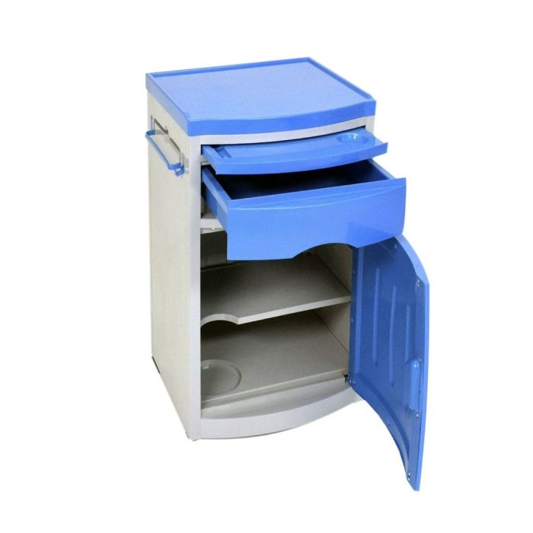 كمودينو فايبر  cabinet مصنوع من مادة ABS  مضاد للبكتيريا و الصدأ