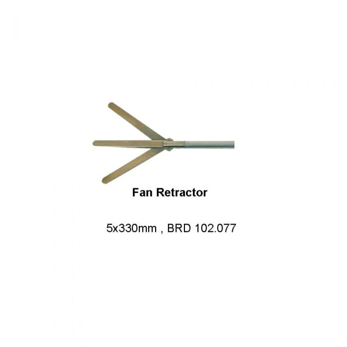 Fan Retractor