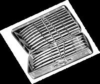 Hegar uterina dilator from 1mm to 18mm (in s.s box), S/S طقم موسعات نسا 9قطع انجليزي SNAA
