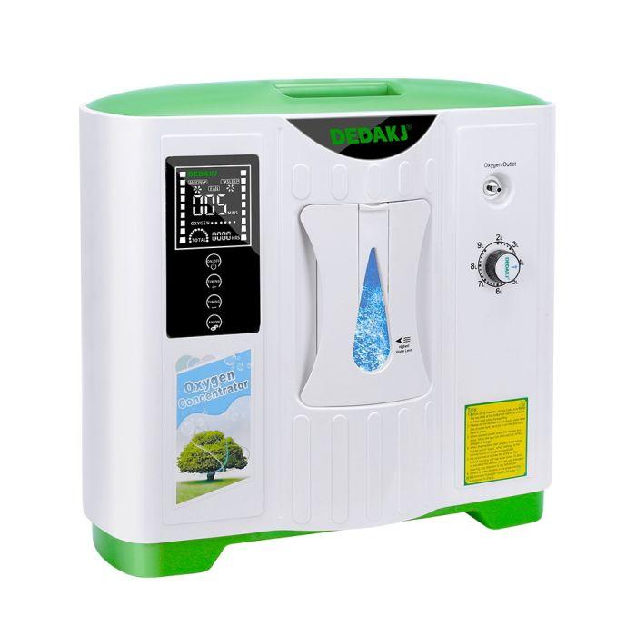 مولد اكسجين 9 لتر ماركة DEDAKJ موديل DE-2A
