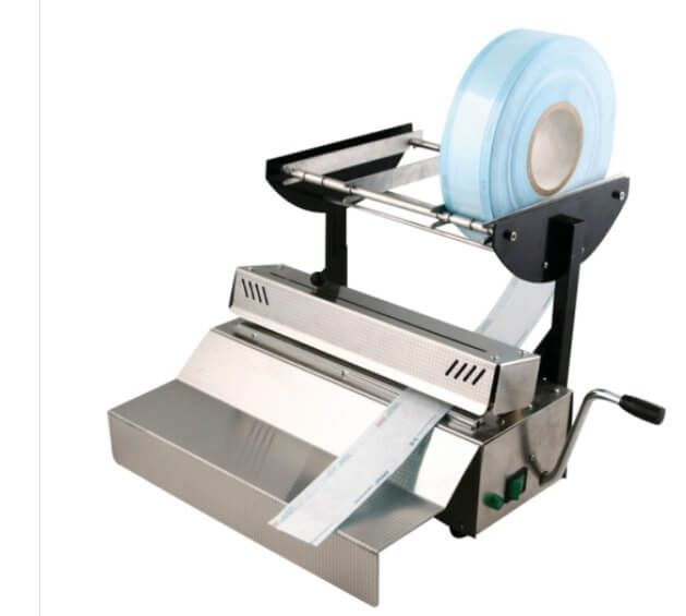Sealing Machine -  ماكينة تبكيت ستانلس مانيوال ضمان عام