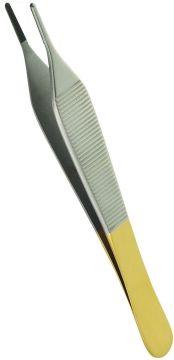 *جفت اديسون براون  Adson Brown forceps T/C  12 cm