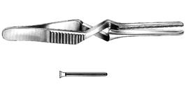 كلامب بولدج باكستانى  Bulldog clamp Atrauma str 5cm
