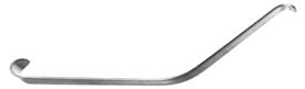 Obwegeser Mandibular Channel Ret. 8mm, 17.5cm,S/S مباعد افوجيزر لعظام الفك الخلفى 8 مم طول 16 سم  انجليزي SNAA