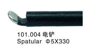 Spatula5X330mm-اسباتولا لابروسكوب (منظار جراحى)