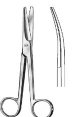 مقص مايوباكستاني Mayo Scissors cvd 18cm, S/S