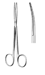 مقص متزنبوم باكستاني Metzenbaum  Scissors str 18cm, S/S