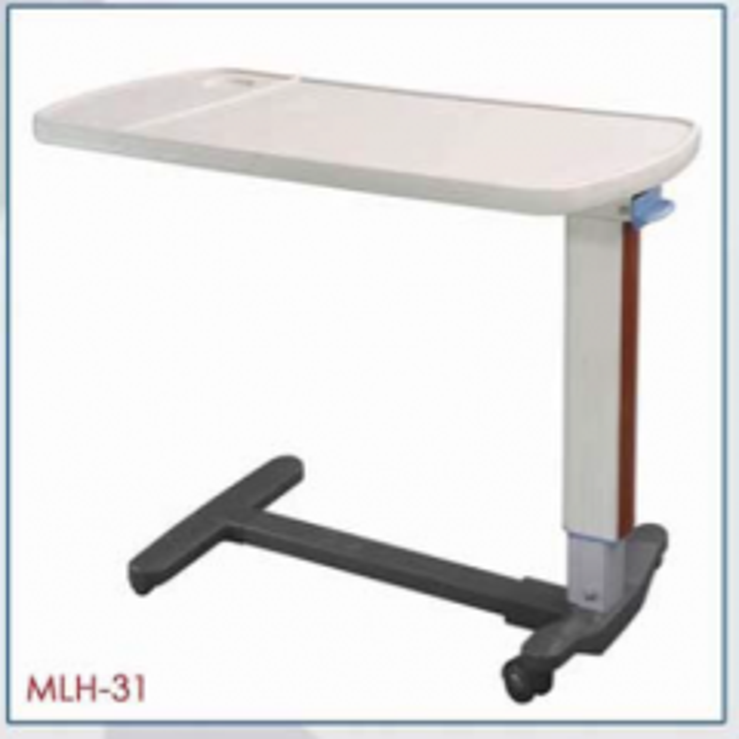 طاولة طعام هيدروليك سهلة التحكم والحركة من مادة ABS