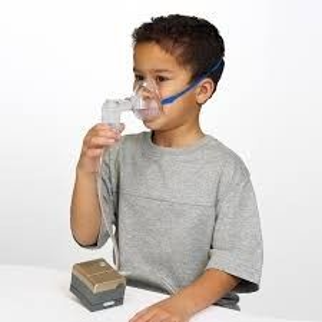 جهاز CPAP أطفال شامل الكمبروسور
