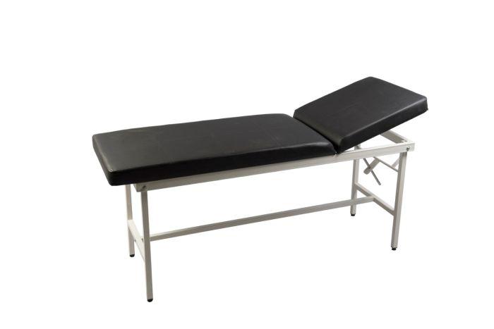 شيزلونج ( سرير كشف)  معدن مطلي عرض 60 سم