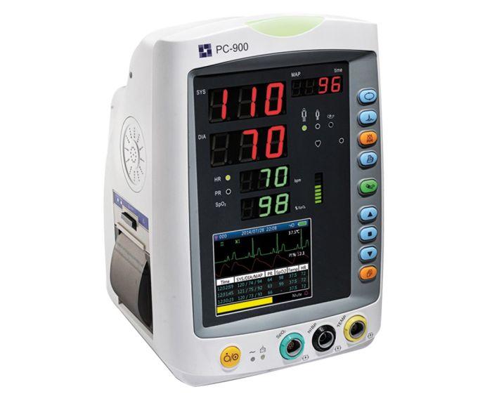 """جهاز مونيتور صينى ماركة Creative(SPO2+NIBP) 5"""" LCD display of plethysmograph"""