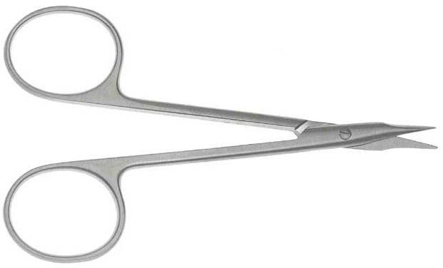 Steven Tendon Scissors Curved 11 cm مقص ستيفن شارب منحنى 11سم  انجليزي SNAA UK