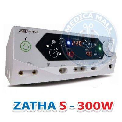 جهاز كى جراحى دياثيرمي 300 وات Monopolar, Bipolar& Under waterZATHA
