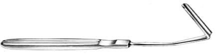 Aufricht Nasal Retractor 16cm, S/S مباعد انف افرخت 16 سم انجليزي SNAA