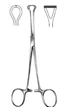 جفت بابكوك  باكستاني                                                                                                                                           Babcock Tissue Fcp Long. serr 20cm, S/S