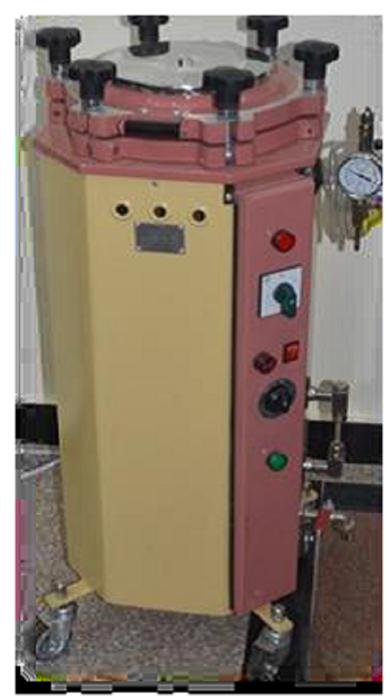 جهاز تعقيم اوتوكلاف الشرق 35 لتر الأصلي بضمان سنة