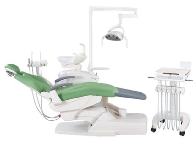 Dental Unit RN-B2- وحدة  اسنان ماركة RN  ضمان 3 سنوات