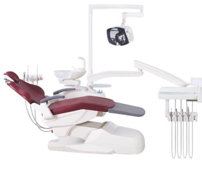 Dental Unit RN-C2- وحدة  اسنان ماركة RN  ضمان 3 سنوات