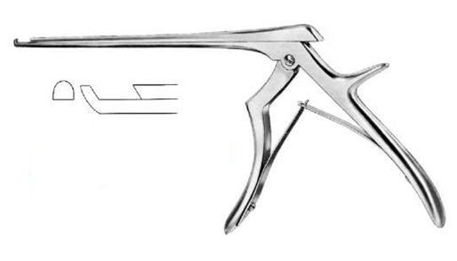 Ferris.Smith.Kerrison Punch forceps, 4MM كيرسون بانش انجليزي SNAA