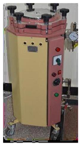 جهاز تعقيم اوتوكلاف  الشرق 35 لتر بالمجفف الأصلي بضمان سنة