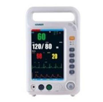 جهاز مونيتور Patient monitor - YK-8000A2 Standard parameters: NIBP, SpO2,7 inch
