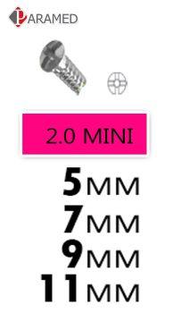 مسمار ميني Mini 2.00 MM