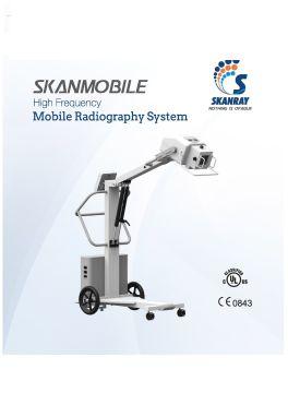 Mobile X-Ray Unit, Skanray