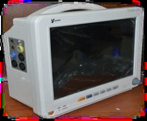 جهاز مونيتور موديل: yonker شاشة 12 بوصة - عدد 7 وظائف